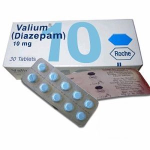Buy Quality Valium Diazepam 10mg Tablets Online