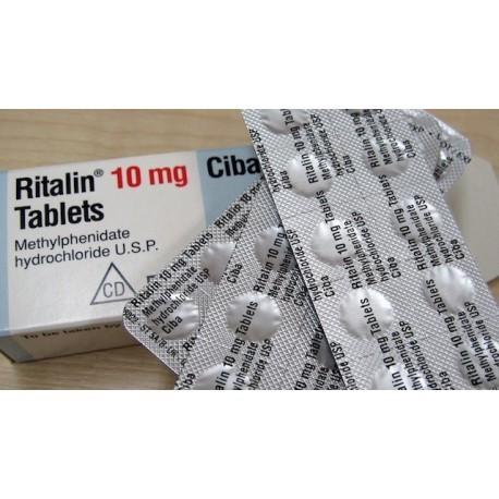 Buy Ritalin 10mg Tablets online